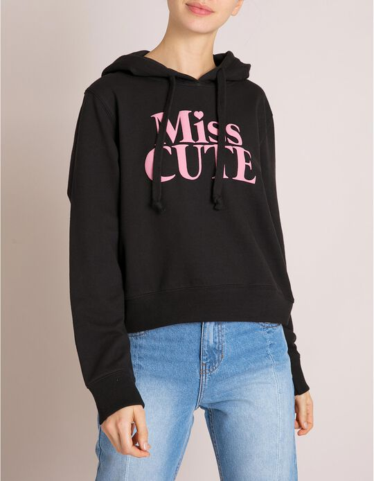 Sweatshirt Miss Cute