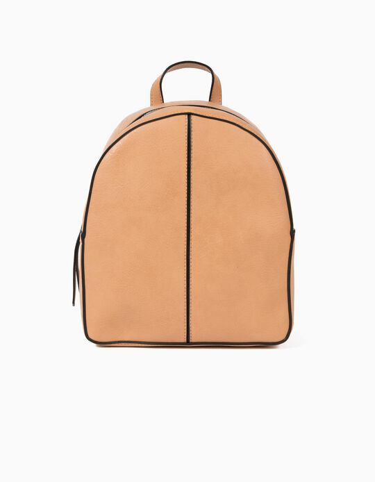 Small Backpack in Synthetic Leather