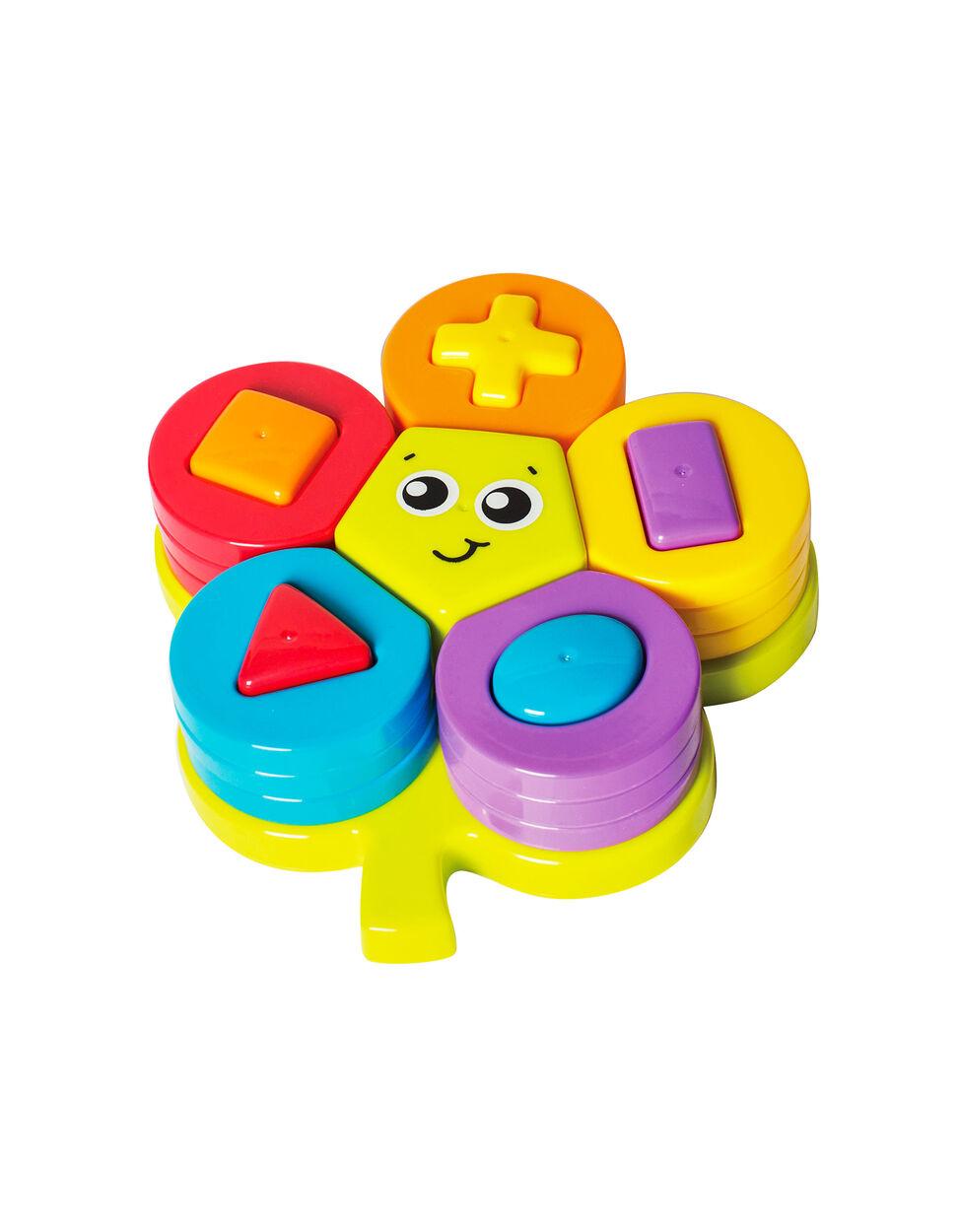 Puzzle de Formas Geométricas Playgro