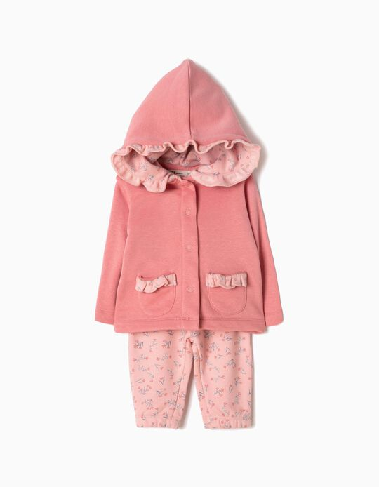 Pink Tracksuit, Ruffles