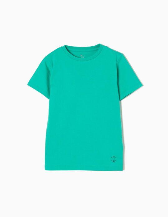 T-shirt Jersey Green
