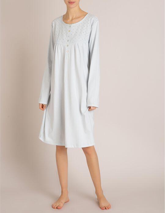 Camisa De Dormir Renda