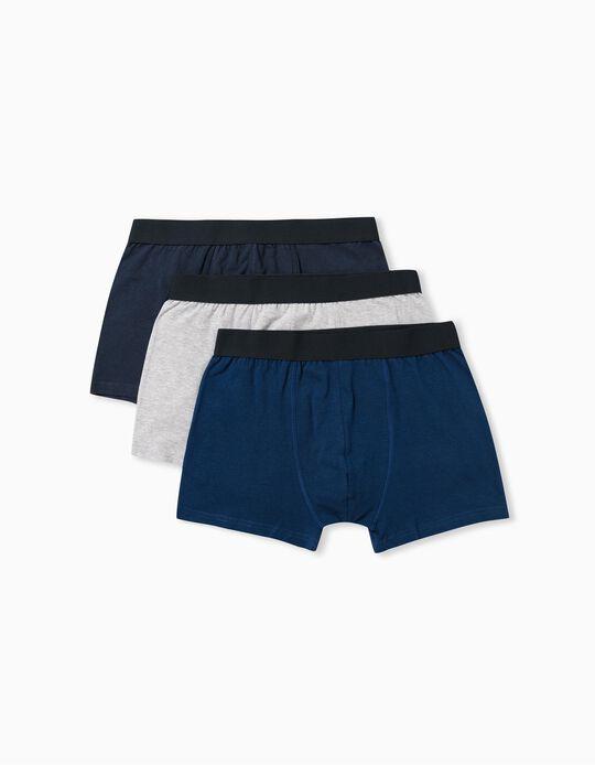 3 Boxer Shorts for Men