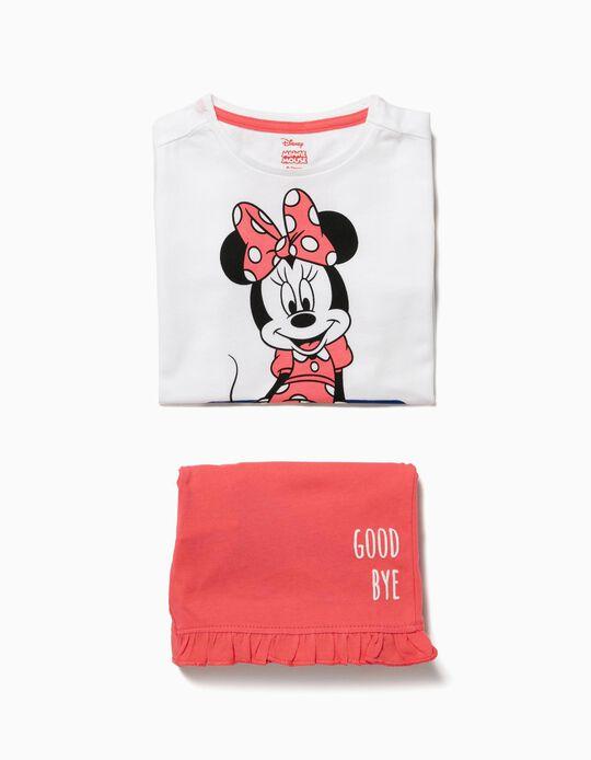 Pijama Minnie Goodbye
