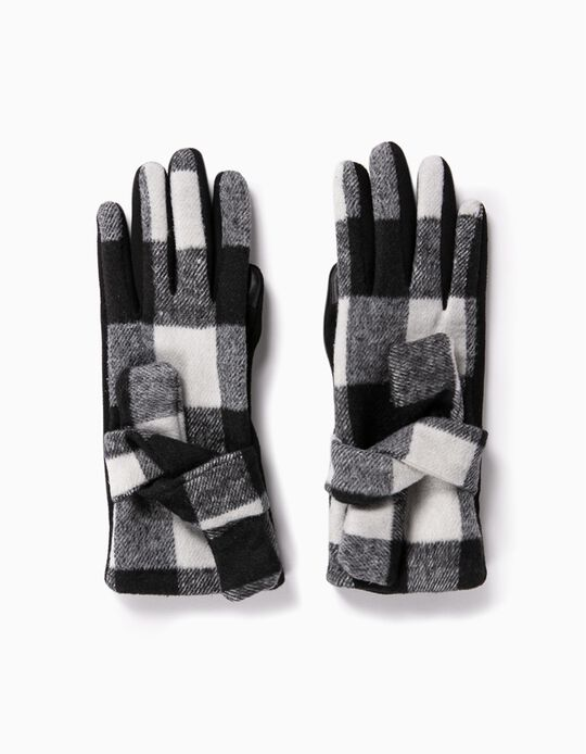 Chequered Gloves, Sensitive Touch