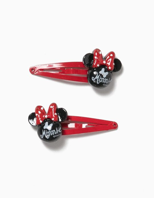 Pack of 2 Clips, Minnie