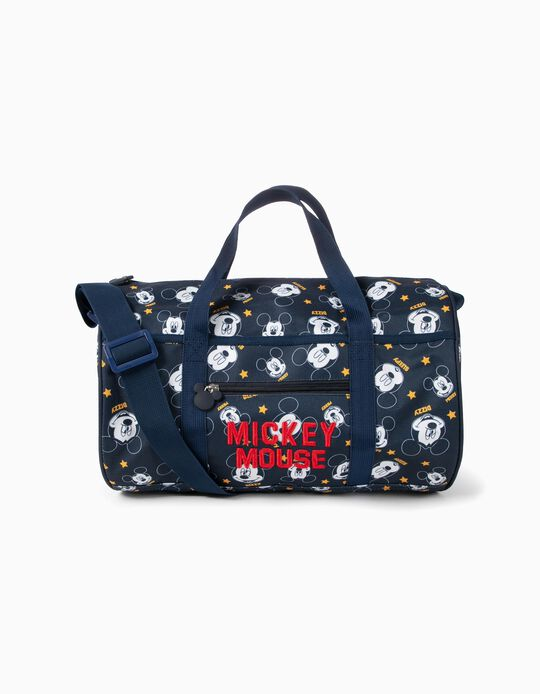 Sports Bag for Boys 'Mickey', Dark Blue