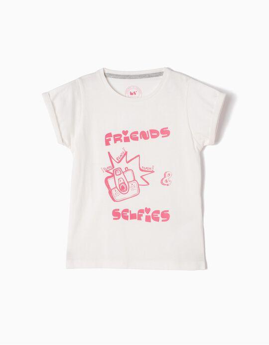 T-Shirt Friends Selfies