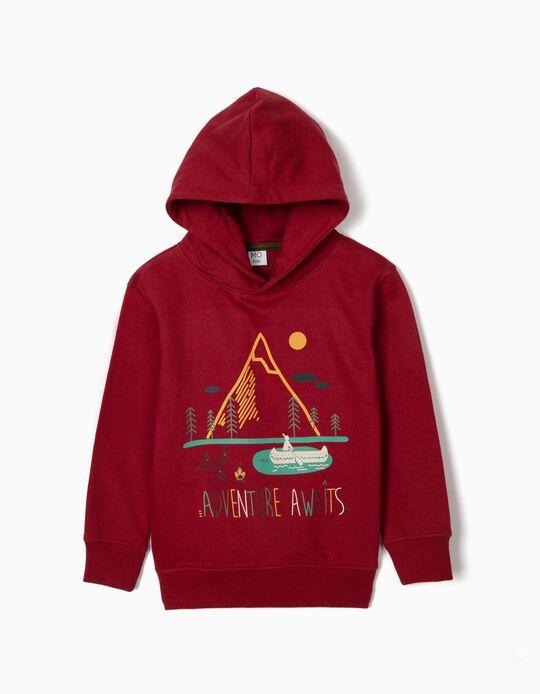 Hooded Sweatshirt for Boys