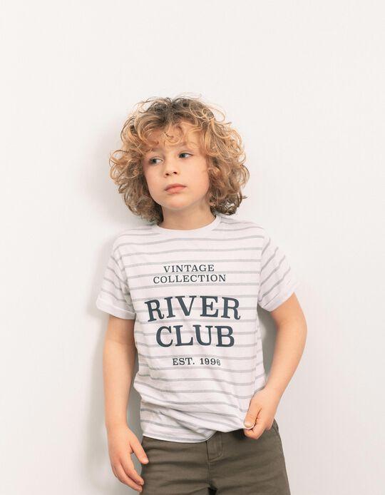 T-shirt River Club
