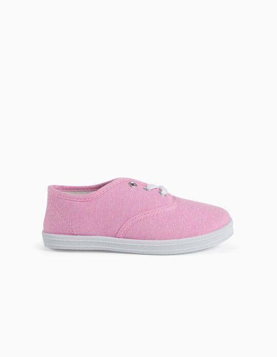 Sapatilhas Plimsoles Light Pink