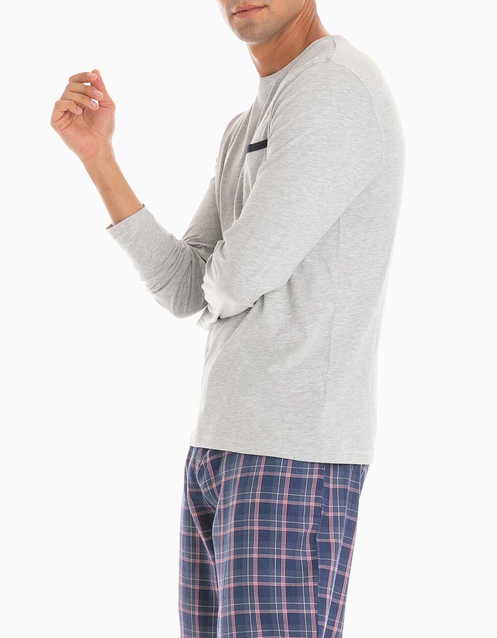 T-Shirt Manga Comprida Pijama