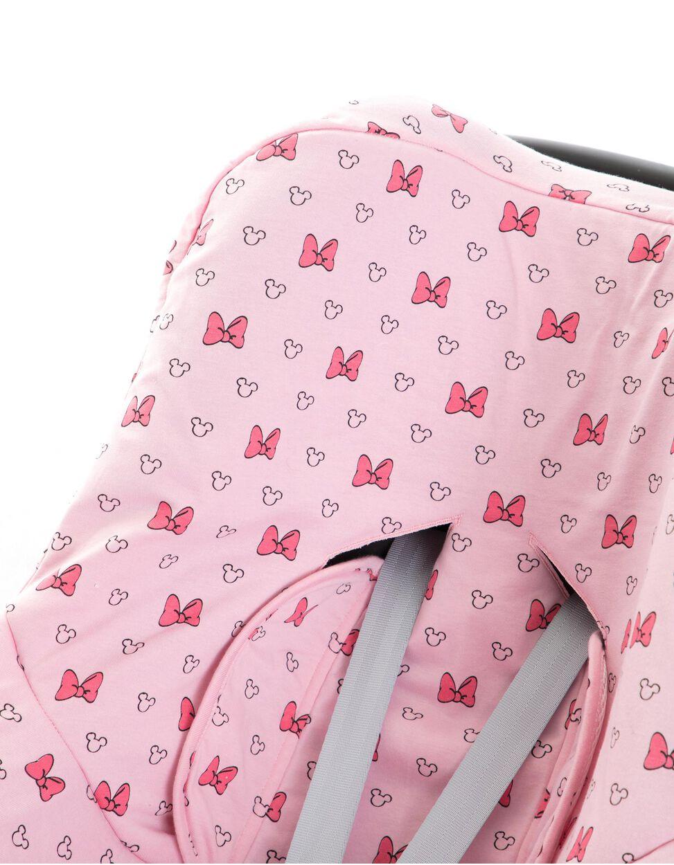 Forra Para Cadeira Auto Gr0+ Minnie Disney