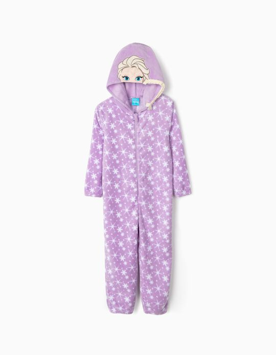 Onesie for Girls 'Frozen', Violet