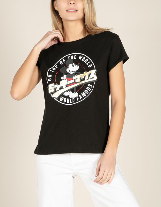 T-shirt Mickey Chinês