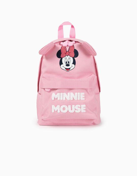 Mochila para Menina 'Minnie', Rosa