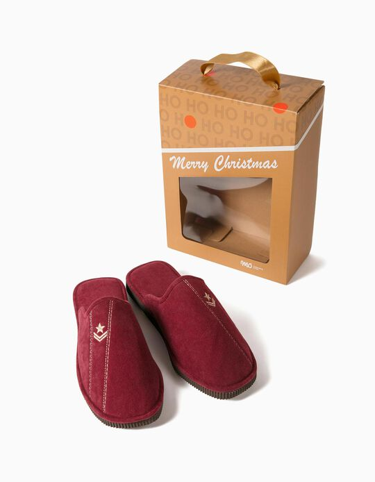 Bedroom Slippers, Made in Portugal
