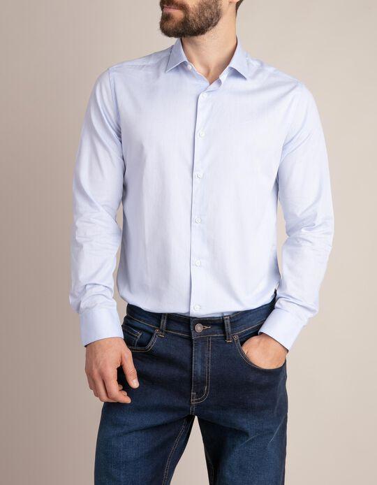 Plain classic shirt