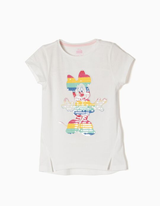 T-shirt Minnie Rainbow