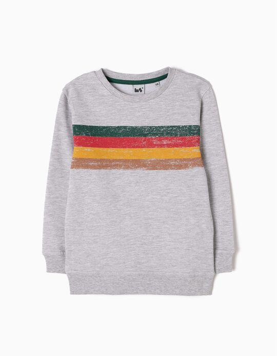 Sweatshirt Com Estampado