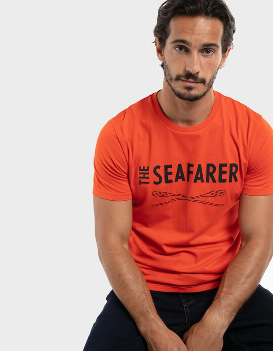 T-shirt The Seafarer