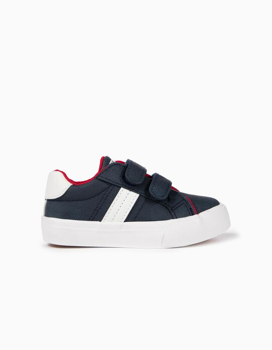 Trainers with Velcro, Authentic