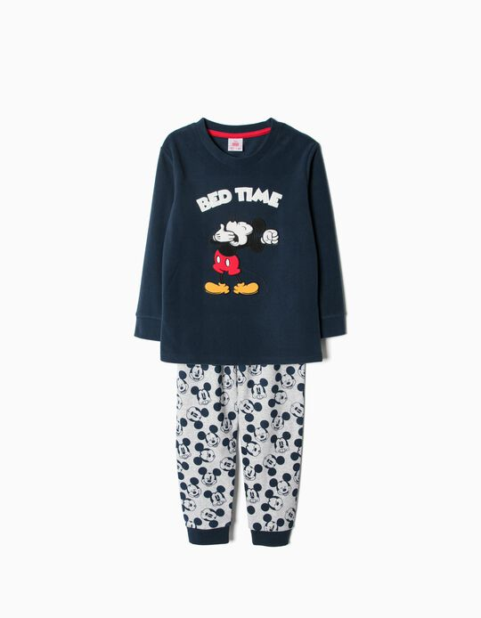 Pijama Combinado Mickey Bed Time