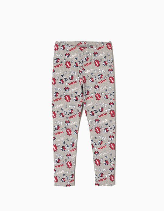 Leggings Estampadas Minnie