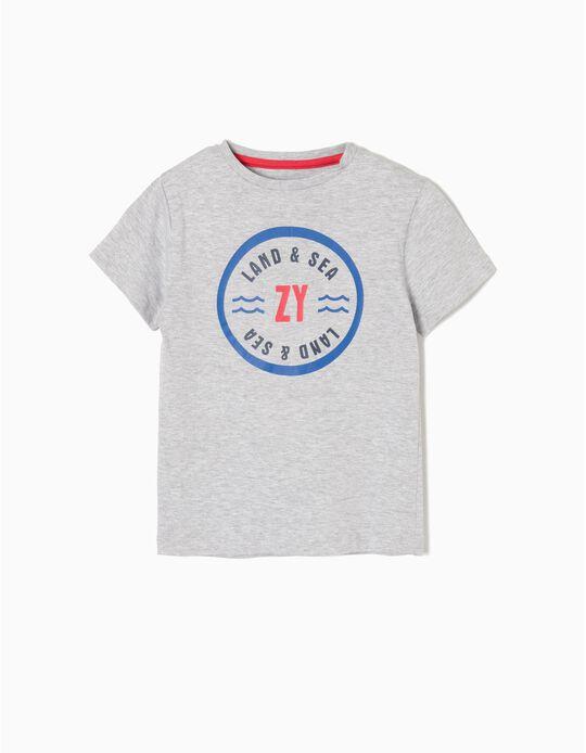 T-shirt Land & Sea