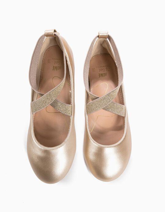 Bailarinas dourado