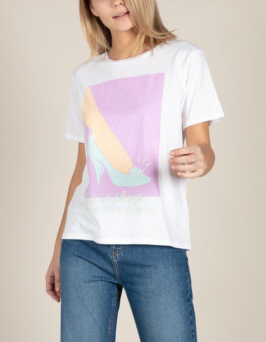 T-shirt Cinderela