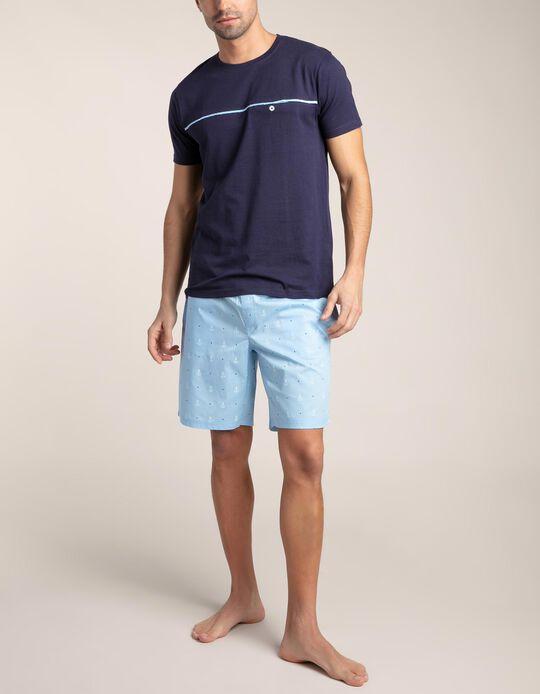 Pyjama Set, Anchors