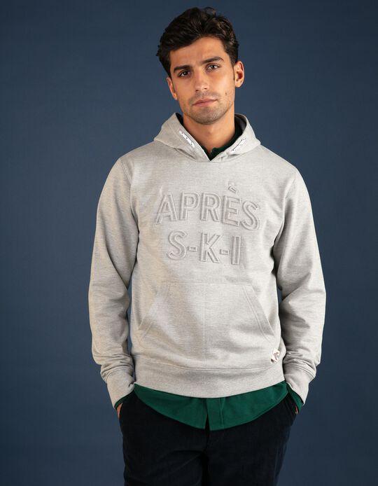 Sweatshirt com capuz Aprés Ski