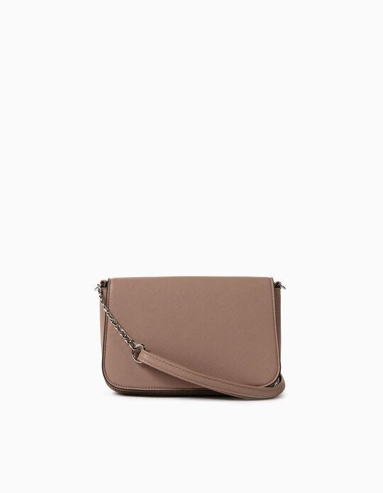 Small Crossbody Handbag, Pink