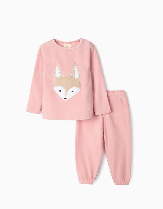 Polar fleece pyjamas Fox
