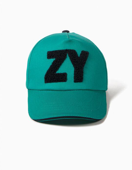 Boné ZY Verde