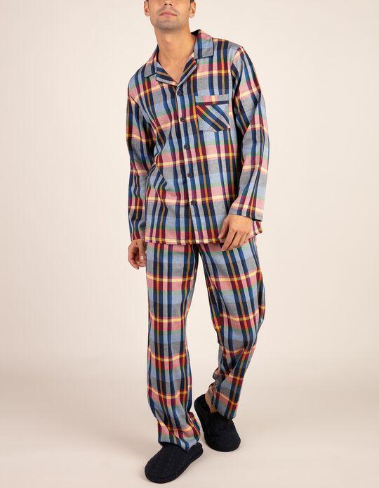 Conjunto de pijama camiseiro Aprés Ski