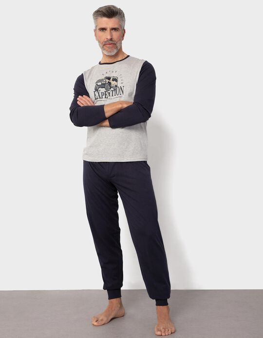 Two-tone Pyjamas for Men