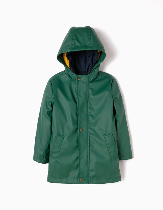 2-in-1 Coat with Padded Jacket