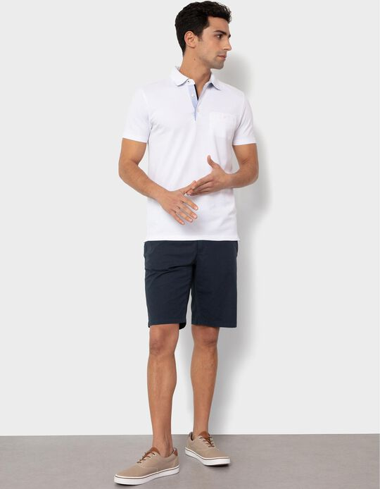 Shorts with Elasticated Waistband