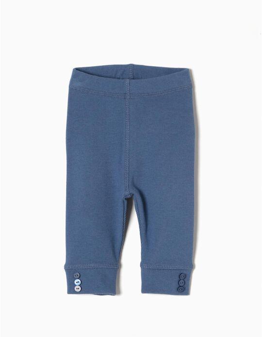 Leggings Algodão Blue