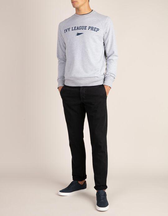 Ivy League Prep Sweatshirt
