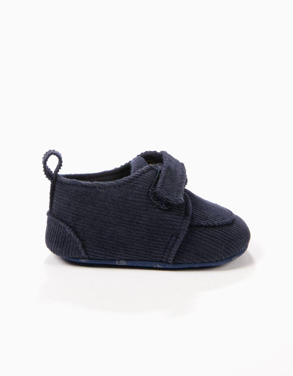 Sapatos Pre-Walker Bombazine Azul
