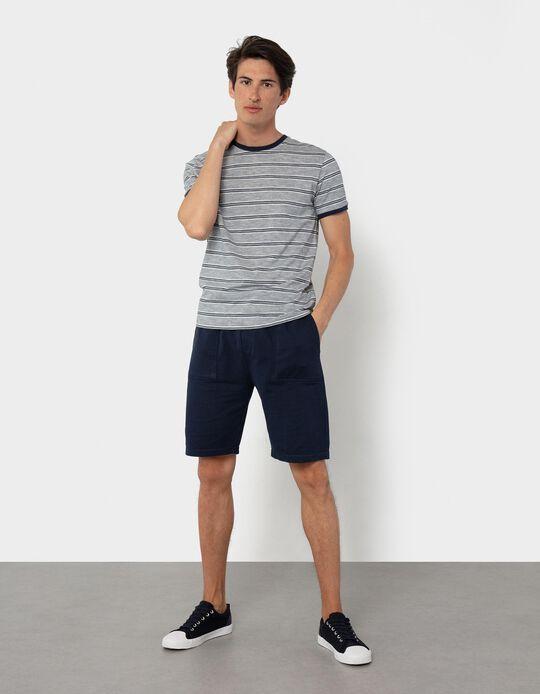 Jogger Shorts in Organic Cotton