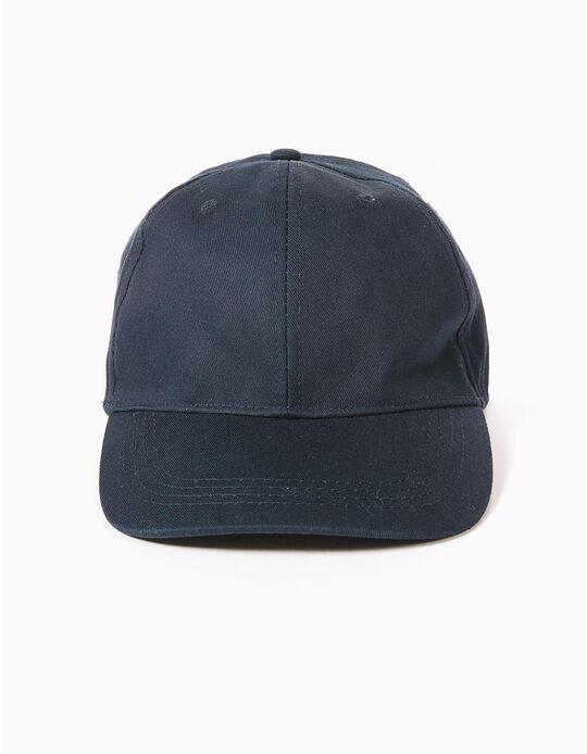 Boné Azul