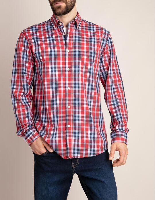 Camisa Essentials tartan