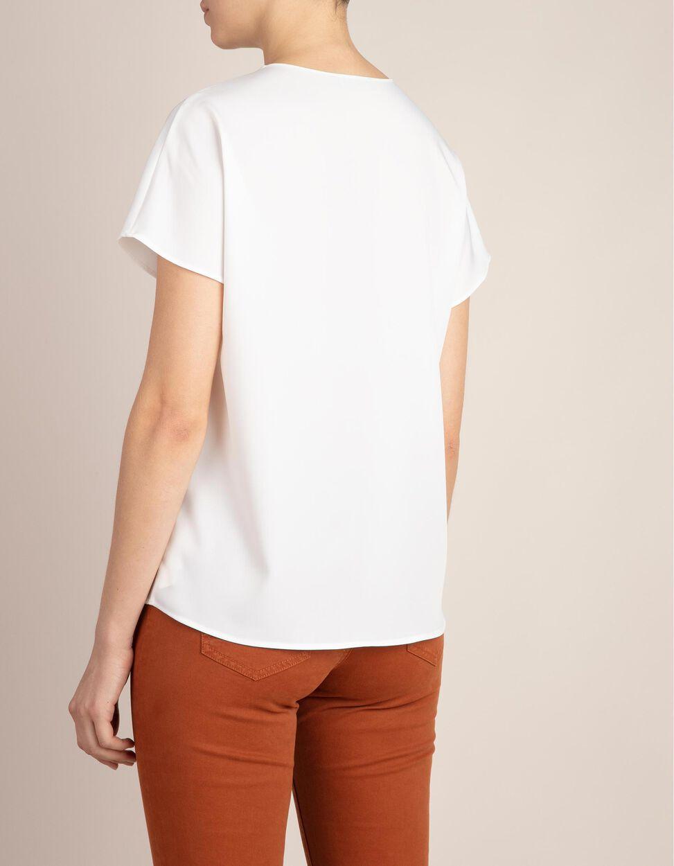 Blusa Decote Em V
