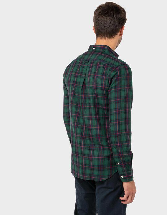 Camisa Regular Fit Tartan