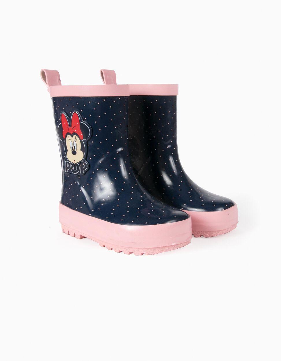 Botas Borracha Minnie Pop