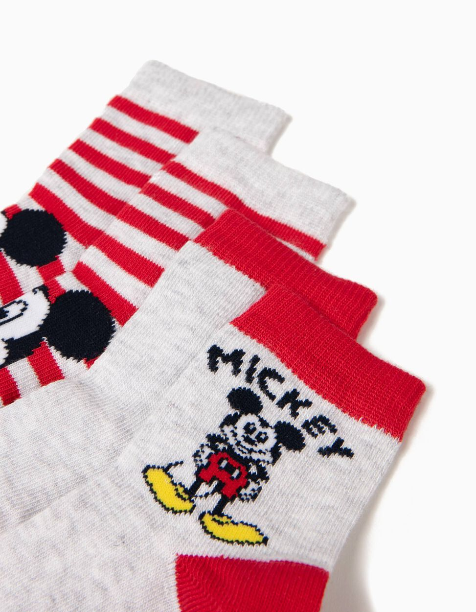 Pack 2 Meias Mickey